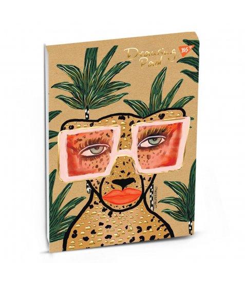 Альбом для малювання А4 40 Yes Склейка Bbh Крафт - фото 1 з 1