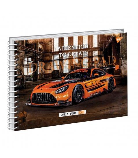 Альбом для малювання А4 20 Yes Спіраль Auto Tuning - фото 2 з 3