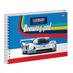 Альбом для малювання А4 20 Yes Спіраль Grand Prix
