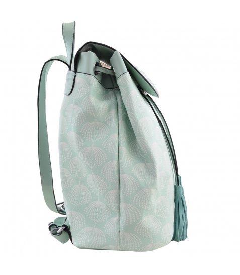 Рюкзак молодіжний YES YW-25, 17*28.5*15, м'ятний