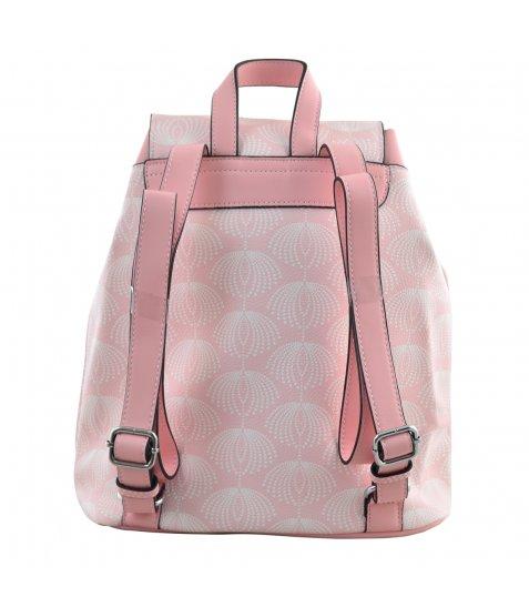 Рюкзак молодіжний YES YW-25, 17*28.5*15, рожевий