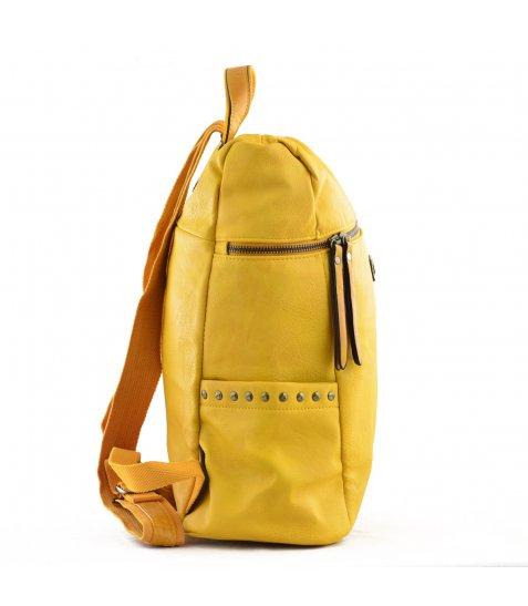 Рюкзак молодіжний YES YW-23, 32*34.5*14, жовтий