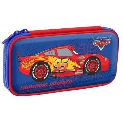 """Пенал твердий YES пластиковий  3D HP-07 """"Cars"""""""