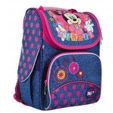 """Рюкзак шкільний  каркасний YES H-11 """"Minnie"""""""