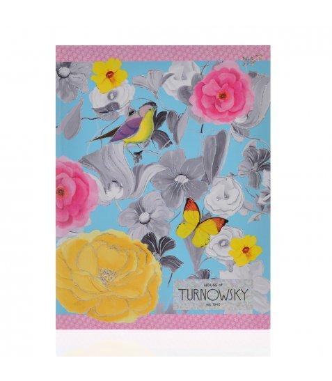 Блокнот А5 64 Лін. YES 7БЦ Turnowsky. Art Birds - фото 1 з 1