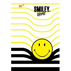 Зошит В6 / 144 пл.обл. Smiley Stripes  YES