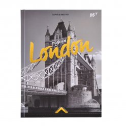 "Блокнот 140*185/64 КЛ. 7БЦ ""Gorjous London""  YES"