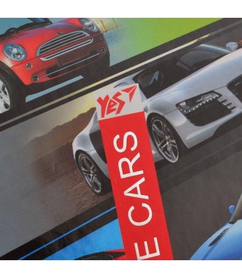 Блокнот А5 96 Кл. YES 7БЦ Perfomance Cars - фото 4 з 5
