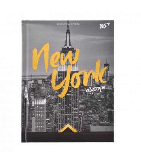 """Блокнот А6/64 КЛ. 7БЦ """"Gorjous New York"""" YES"""