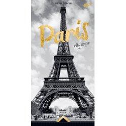 Блокнот 100*200 64 Кл. YES 7БЦ Gorjous Paris