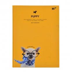 """Блокнот 140 * 185/64 ЛІН. інтег. """"Puppy"""" YES"""