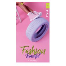 "Блокнот 100 * 200/64 КЛ. інтег. ""Fashion beautiful"" YES"