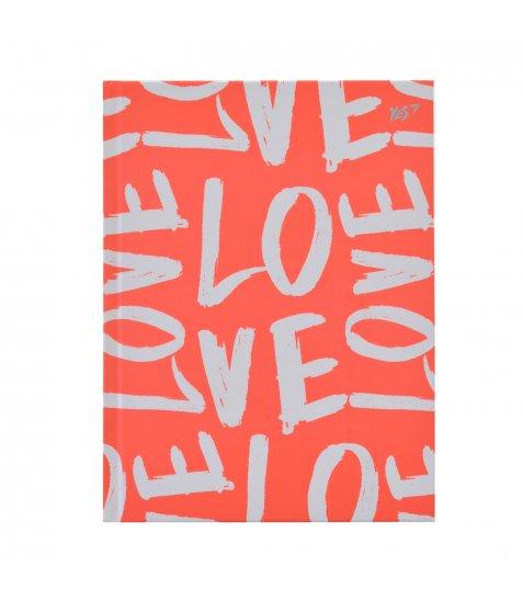 "Блокнот 140*185/64 КЛ. 7БЦ ""In love""  YES"