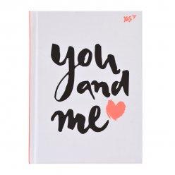 """Блокнот А6/64 КЛ. 7БЦ """"In love""""  YES"""