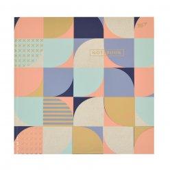 """Блокнот 200 * 200/96 КЛ. 7БЦ """"Abstract"""" YES"""