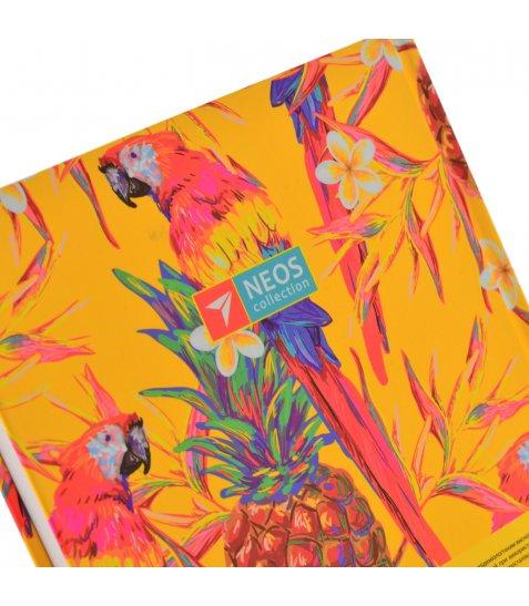 """Блокнот 140 * 185/96 Б/ЛІН. 7БЦ """"Tropical vibes"""" YES"""