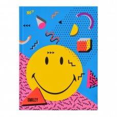 """Блокнот 140 * 185/96 КЛ. 7БЦ """"Smiley"""" YES"""