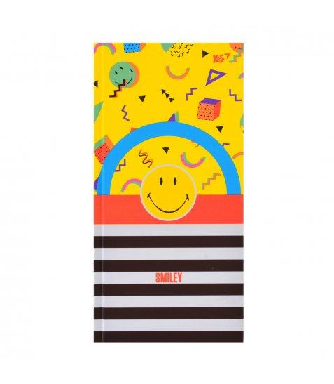 """Блокнот 100*200/64 КЛ. 7БЦ """"Smiley"""" YES"""