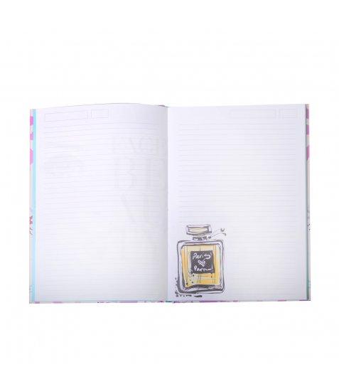 "Блокнот-мотиватор YES ""Life&Love"" серії ""Fashion"", 148 х 210 мм, 64 л."