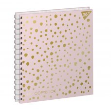Блокнот 150*150 64 Лін. YES 7БЦ Подв.Спіраль My Notebook