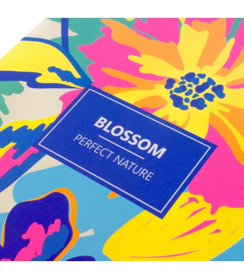 Блокнот А5 64 Кл. YES Інтегральний Blossom - фото 2 з 4