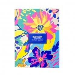 """Блокнот для записів А5/64 кл. інт, неон+лам.софт-тач """"BLOSSOM"""" YES"""