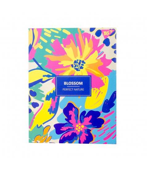 Блокнот А5 64 Кл. YES Інтегральний Blossom - фото 1 з 4