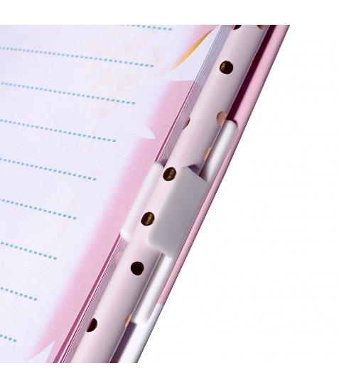 """Папір для нотаток YES To Do """"Allegro"""", кліпборд з магнітом, олівець, блок 52 листа"""