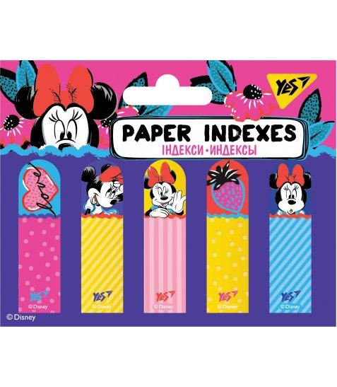 "Індекси паперові YES ""Minnie Mouse"" 50x15мм, 100 шт (5x20) - фото 1 з 1"