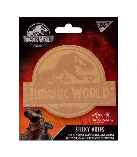 """Папір з клейким шаром """"JURASSIC WORLD.Dangerous Dino"""", 40 аркушів - фото 1 з 1"""