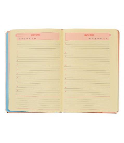 "Щоденник тв. YES А5 недат. ""Ventura"", 352 стор."