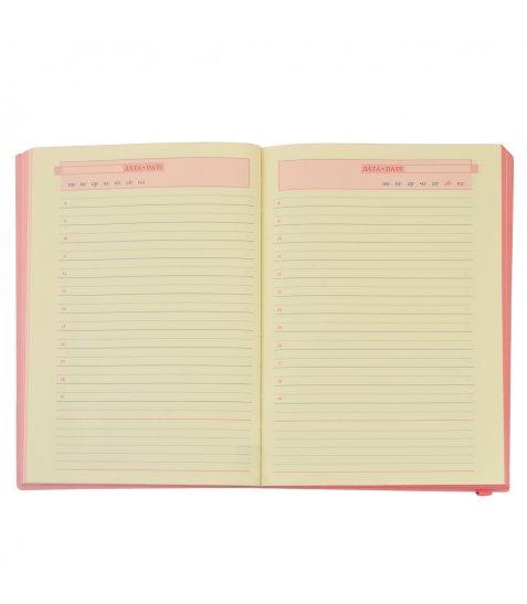 "Щоденник м'як. YES А5 недат. ""Viola"", 352 стор."