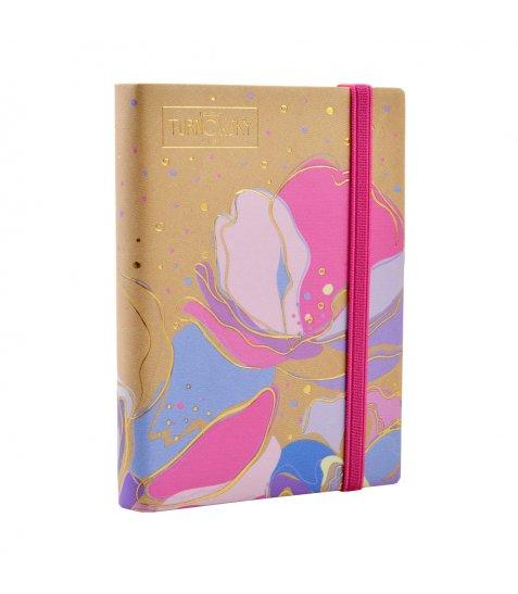 "Щоденник м'як. YES А6 недат. ""Viola"", 352 стор."