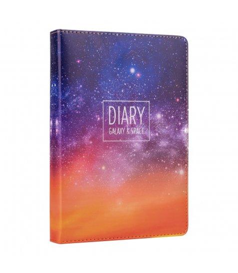 "Щоденник А5 недат. YES ""Galaxy"", тверд., 432 стр."