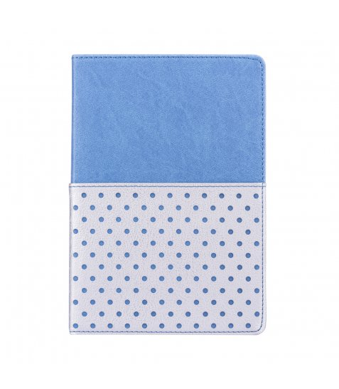 "Щоденник А5 недат. YES ""Salsa"", тверд., 432 стр., сталевий синій"