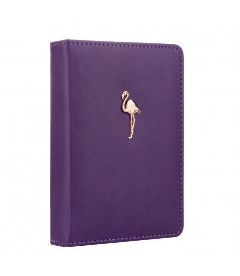 "Щоденник А6 недат. YES ""Florenzo"", тверд., 432 стр., ожиновий"