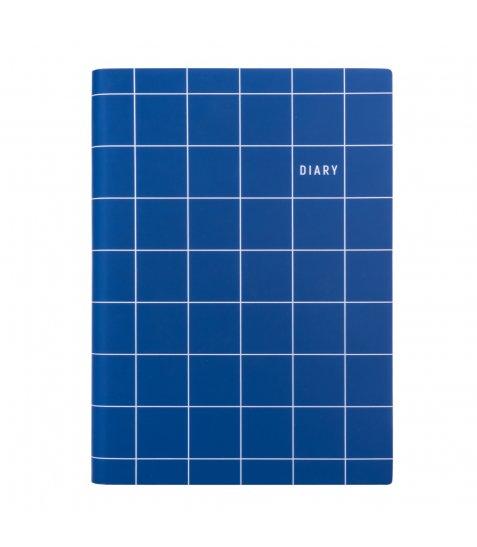 """Щоденник А5 недат. YES """"Giovanni"""", м'як., 432 стр., синій"""