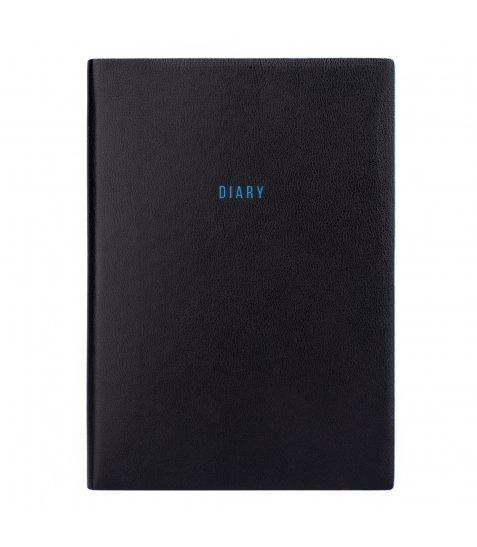 "Щоденник А5 недат. YES ""Unique"", м'як., 432 стр., чорний"