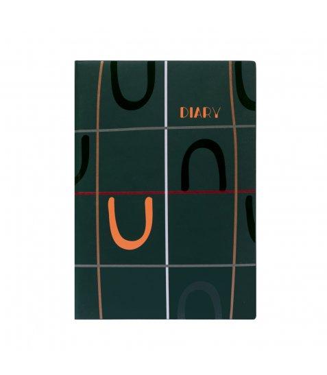 """Щоденник Yes А5 недатований """"Generic"""" - фото 3 з 4"""