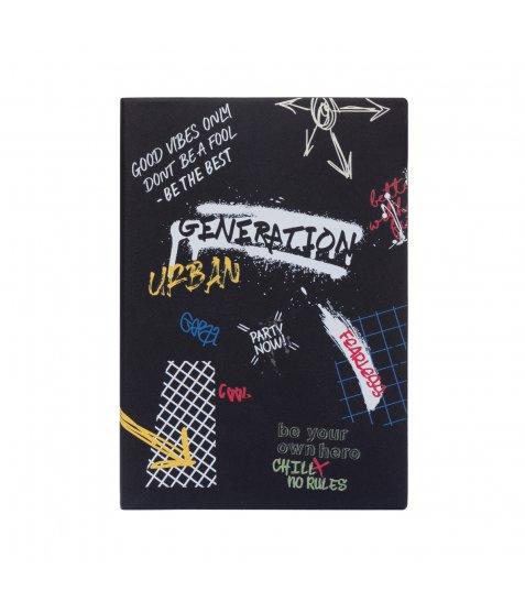 """Щоденник Yes А5 недатований """"Агов.Камон"""" колекція """"Крутий, як не крути"""" - фото 2 з 9"""