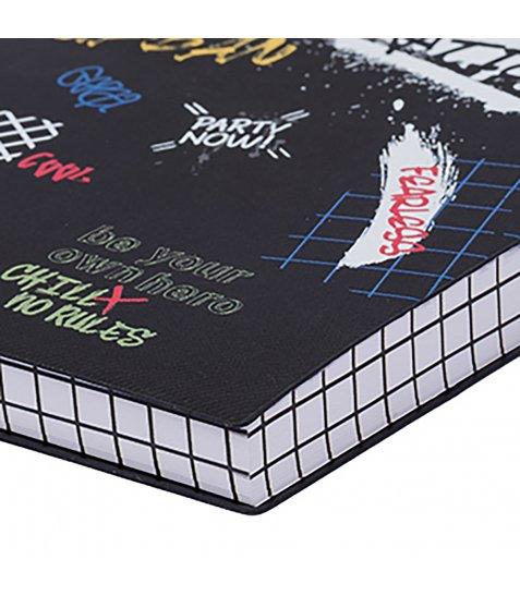 """Щоденник Yes А5 недатований """"Агов.Камон"""" колекція """"Крутий, як не крути"""" - фото 4 з 9"""