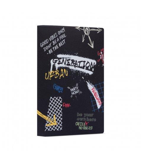 """Щоденник Yes А5 недатований """"Агов.Камон"""" колекція """"Крутий, як не крути"""" - фото 1 з 9"""