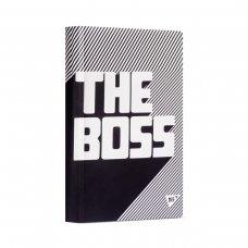 """Щоденник Yes А5 недатований """"The Boss"""" колекція """"Крутий, як не крути"""""""