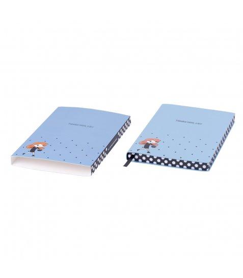 """Щоденник Yes А5 недатований """"Сіті гьорл"""" колекція """"Крутий, як не крути"""" - фото 6 з 8"""