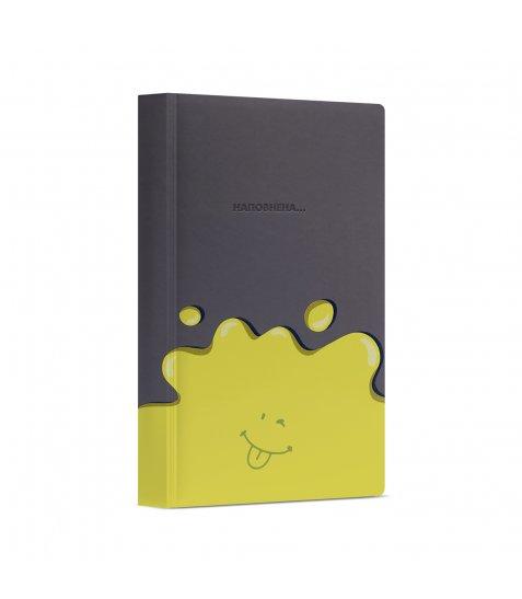 """Щоденник Yes А5 недатований """"Я-саме щастячко"""" колекція """"Крутий, як не крути"""" - фото 1 з 9"""