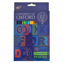 "Олівці 18 кол. ""Oxford"""