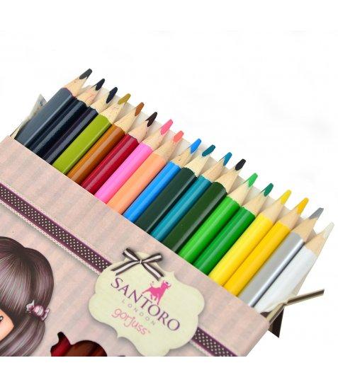 "Олівці 18/36 кол. ""Santoro Candy"""