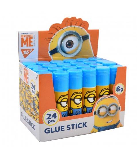 """Клей-олівець YES, 8г, PVA """"Minions"""""""