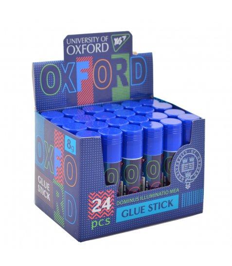 """Клей-олівець YES, 8г, PVA """"Oxford"""""""