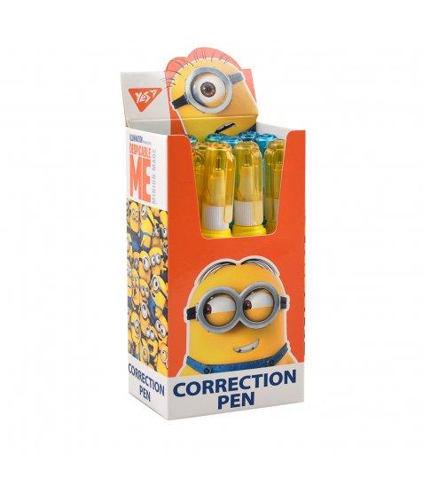 "Коректор-ручка YES, 4 мл, ""Minions"""